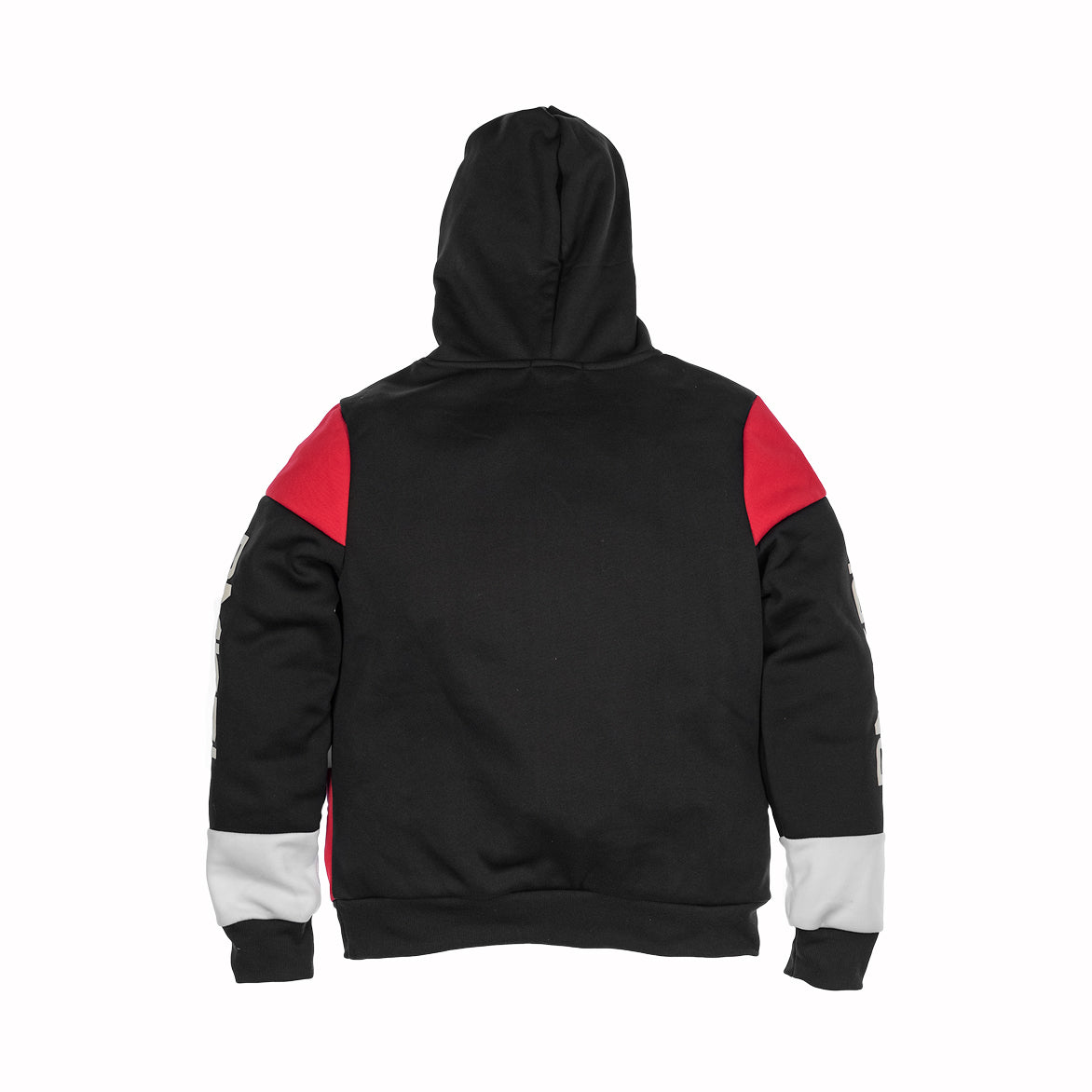 MAD CITY FLEECE HOODIE - BLACK