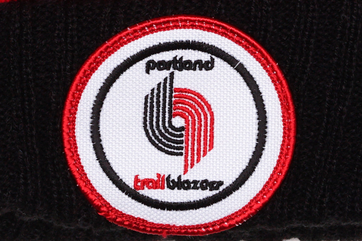 QUILTED CROWN TEAM STRIPE - TRAILBLAZERS