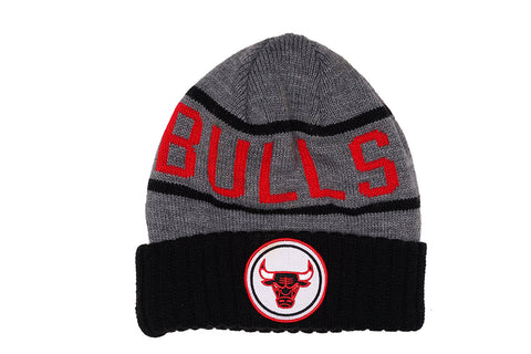 NBA CUFFED KNIT - BULLS