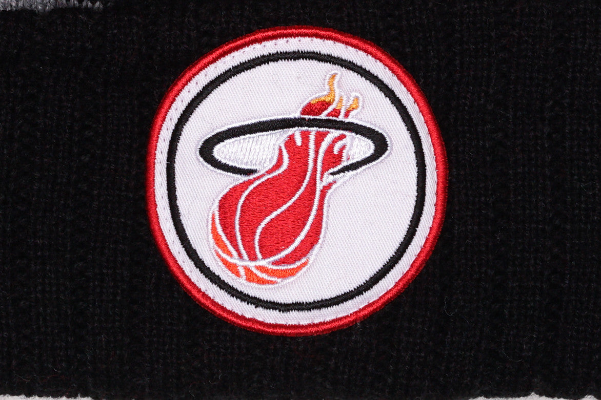 NBA CUFFED KNIT - HEAT