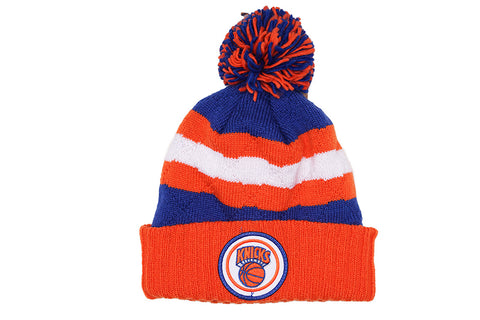 QUILTED CROWN TEAM POM - KNICKS