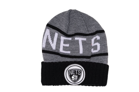 NBA KNIT HAT - NETS