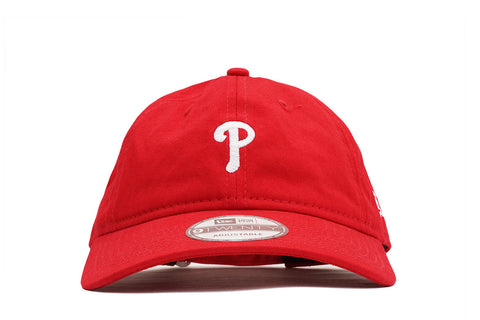 "PHILADELPHIA PHILLIES ""MINI LOGO"" DAD HAT- SCARLET"