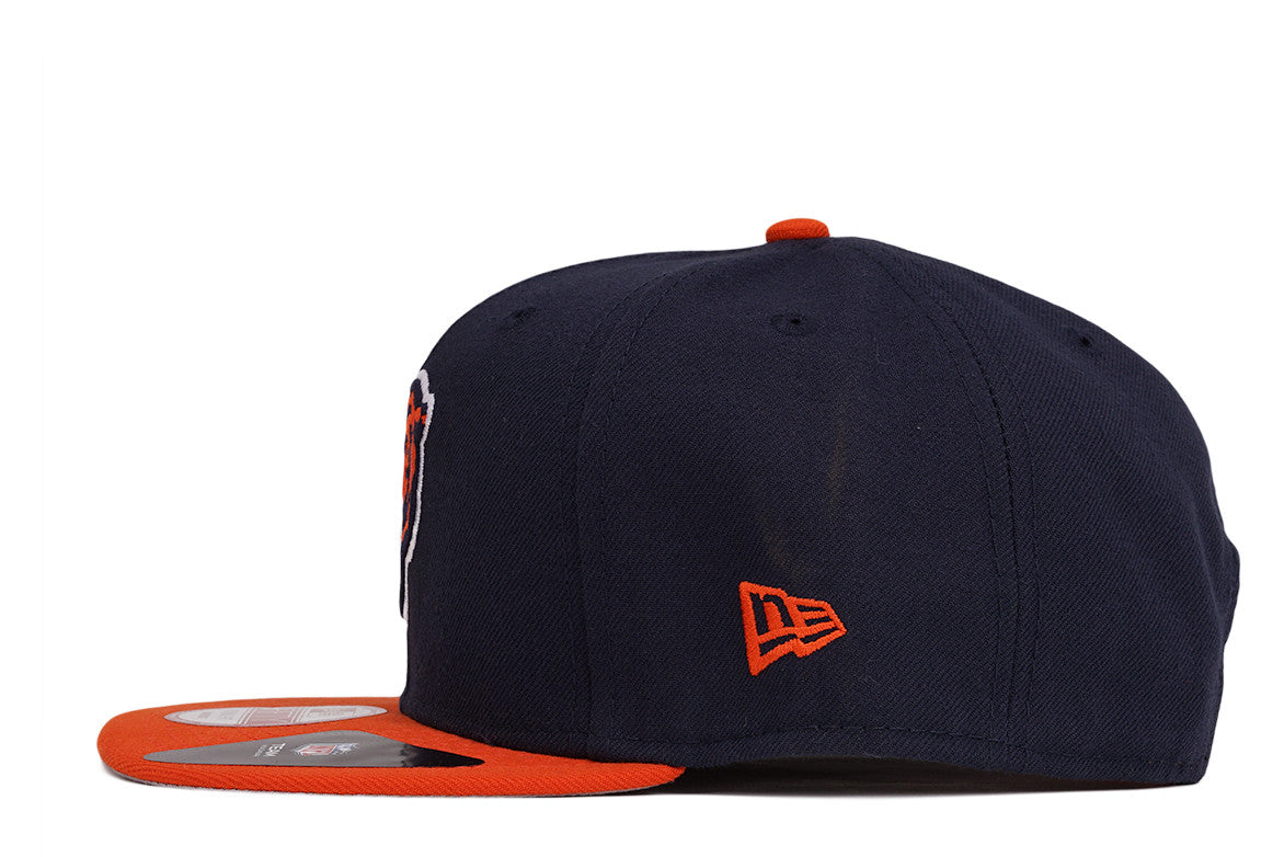 CHICAGO BEARS NFL BAYCIK 9FIFTY SNAPBACK - NAVY