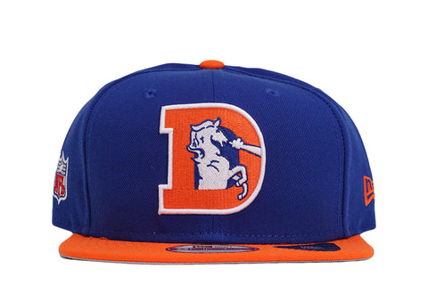 DENVER BRONCOS NFL BAYCIK 9FIFTY SNAPBACK - BLUE