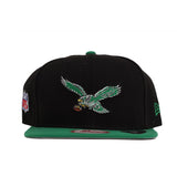 PHILADELPHIA EAGLES NFL BAYCIK 9FIFTY SNAPBACK - BLACK