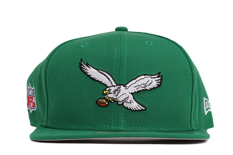 PHILADELPHIA EAGLES NFL BAYCIK 9FIFTY SNAPBACK - GREEN