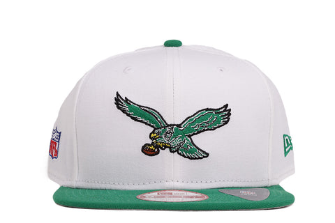 PHILADELPHIA EAGLES NFL BAYCIK 9FIFTY SNAPBACK - WHITE