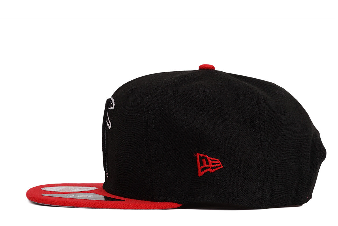ATLANTA FALCONS NFL BAYCIK 9FIFTY SNAPBACK - BLACK