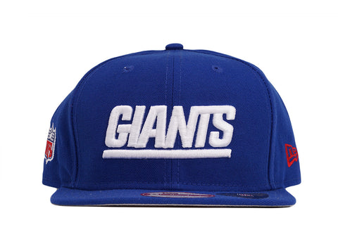 NEW YORK GIANTS NFL BAYCIK 9FIFTY SNAPBACK - BLUE