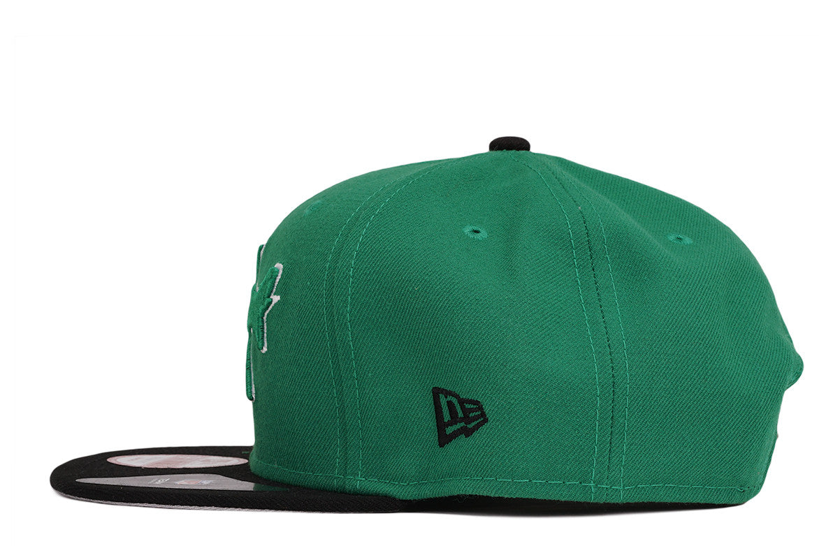 NEW YORK JETS NFL BAYCIK 9FIFTY SNAPBACK - GREEN