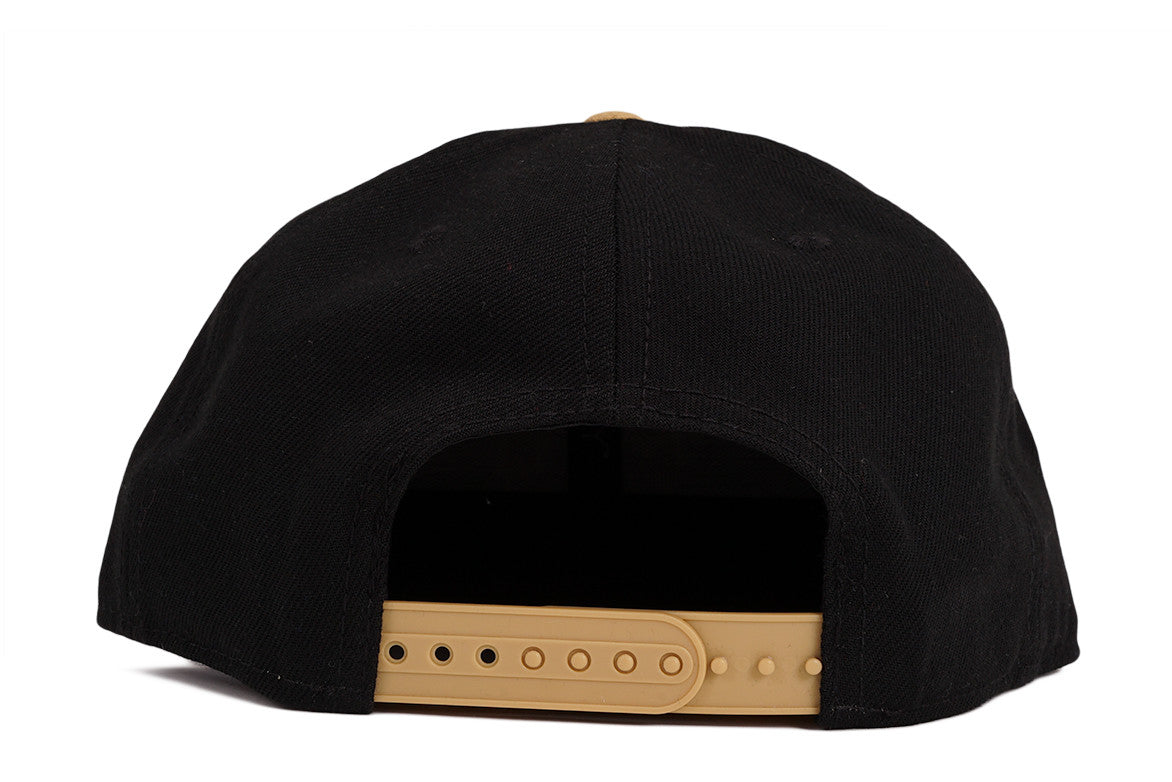 NEW ORLEANS SAINTS NFL BAYCIK 9FIFTY SNAPBACK - BLACK