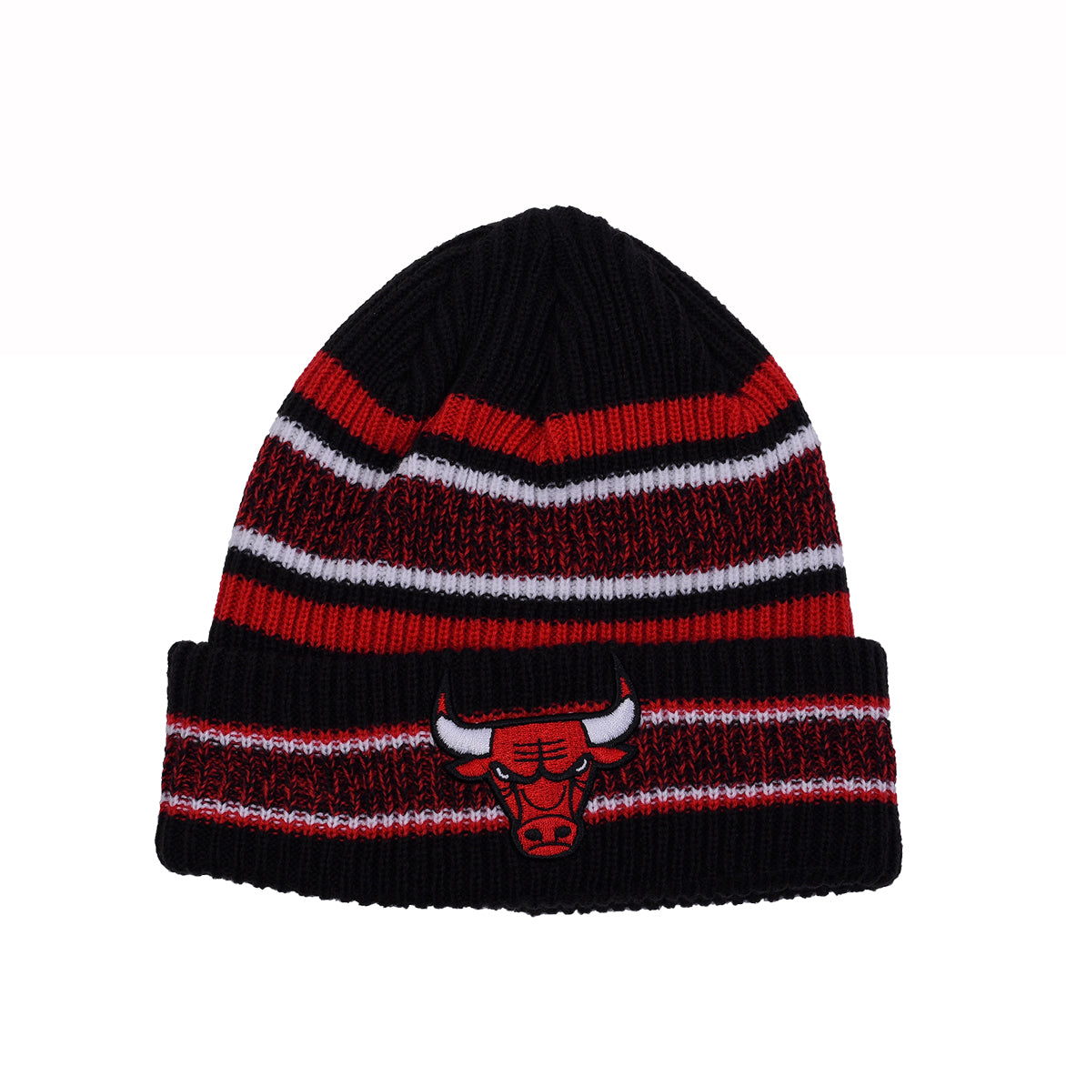 VINTAGE STRIPE KNIT SCULLY - BULLS