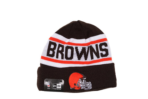 BIGGEST FAN KNIT - BROWNS
