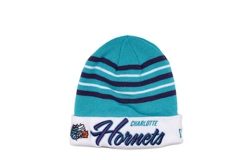 SNOW STRIPE KNIT - HORNETS