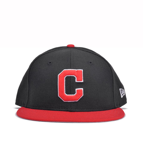 "CITY BLUE x NEW ERA 59FIFTY ""COLOR FLIP"" - INDIANS"