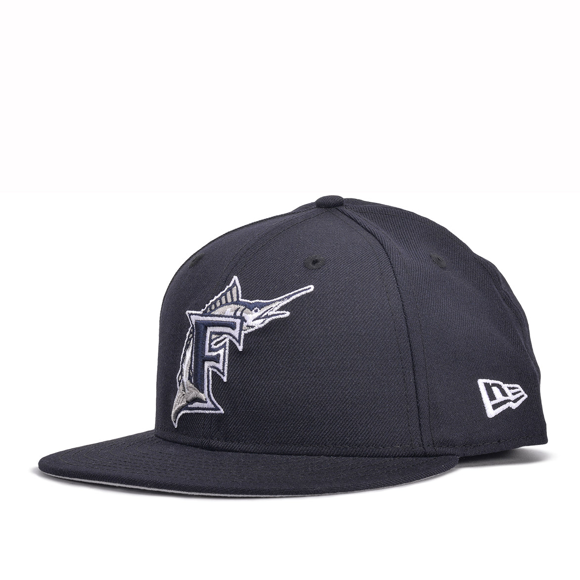 "CITY BLUE x NEW ERA 59FIFTY ""COLOR FLIP"" - MARLINS"