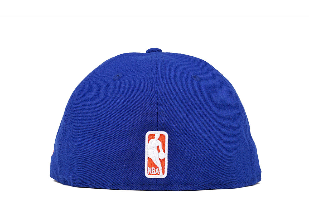 5950 KNICKS FITTED HAT - BLUE