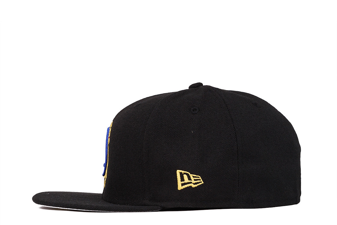 5950 LAKERS FITTED HAT - BLACK