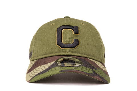 9TWENTY MEMORIAL DAY 2017 STRAPBACK - INDIANS