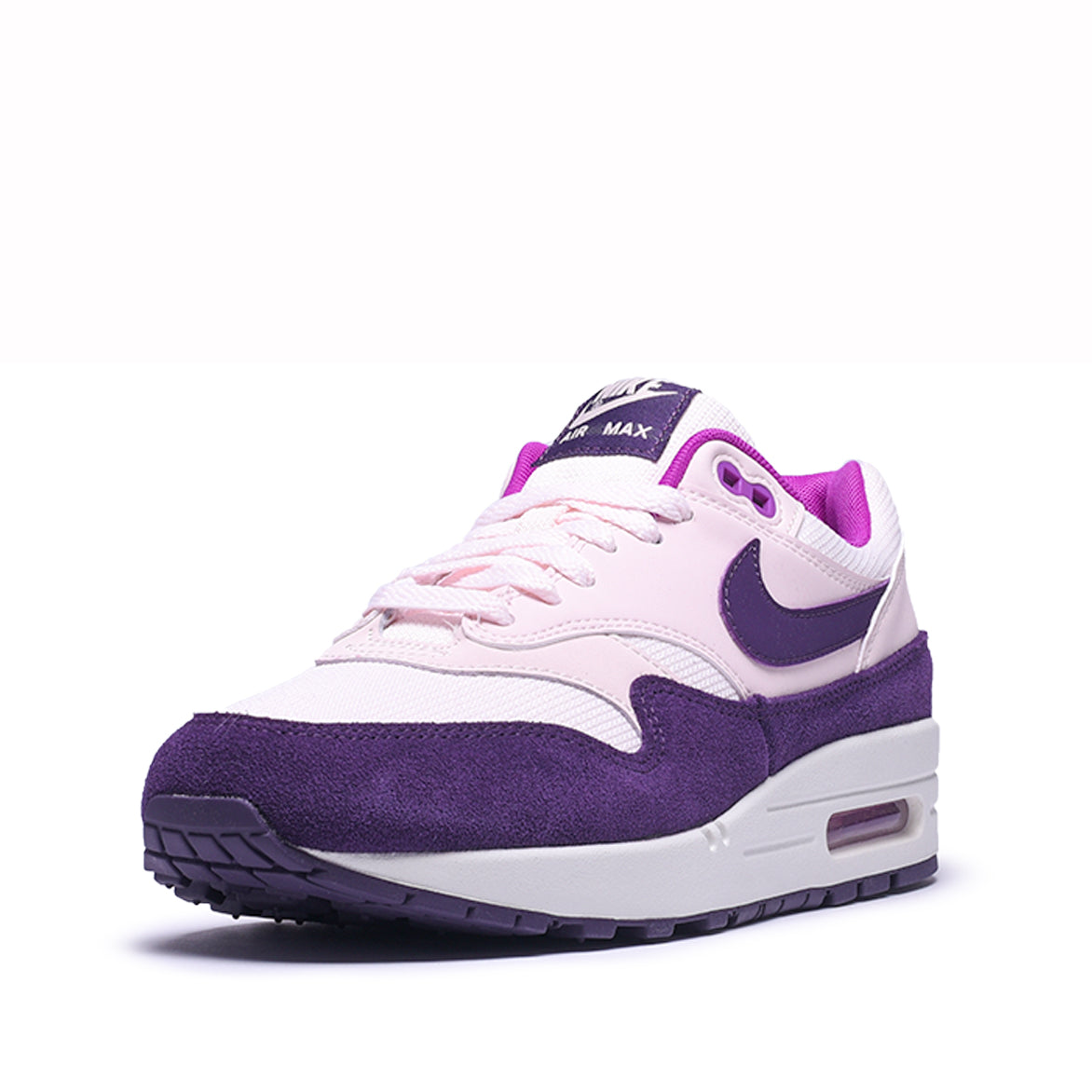WMNS AIR MAX 1 - LIGHT SOFT PINK / GRAND PURPLE