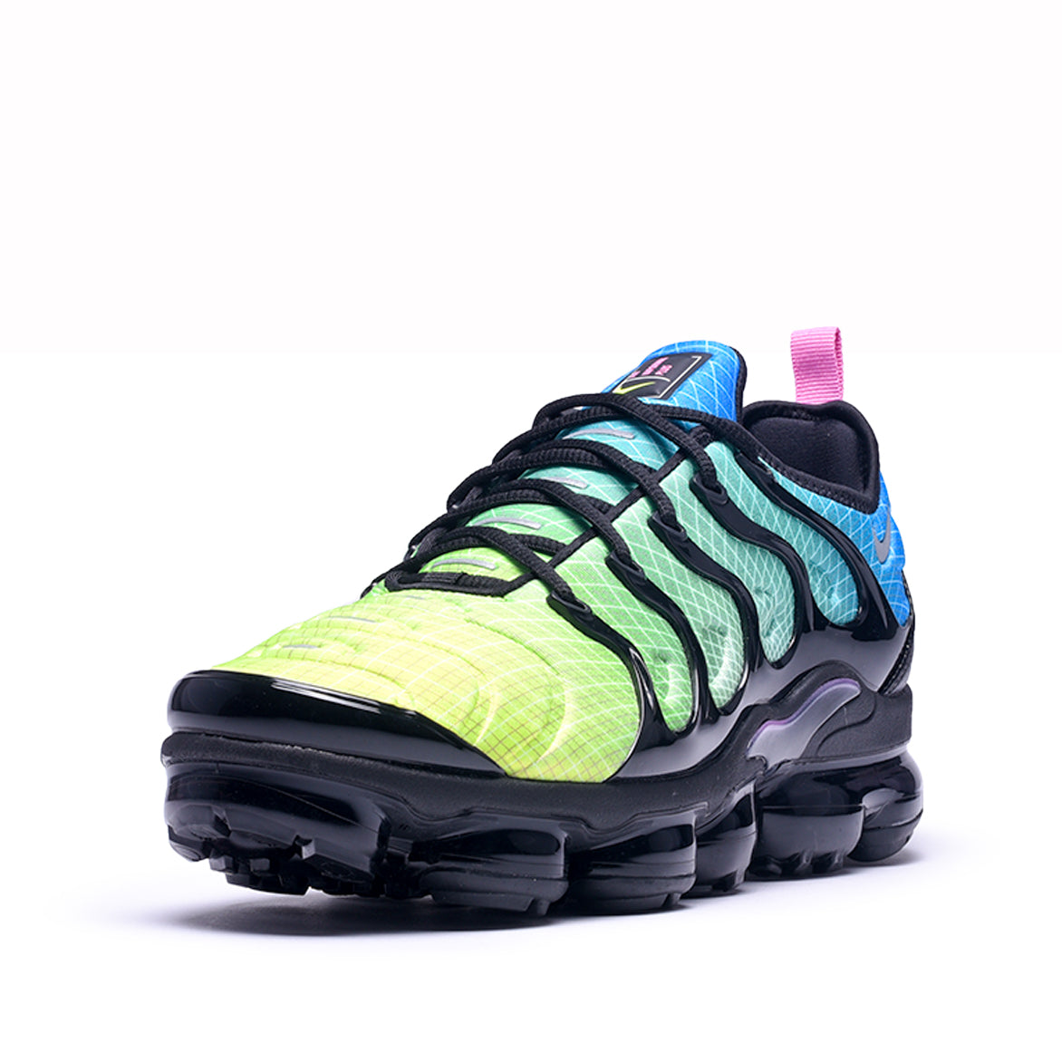 "AIR VAPORMAX PLUS ""GEOMETRIC GRADIENT"" - AURORA GREEN"