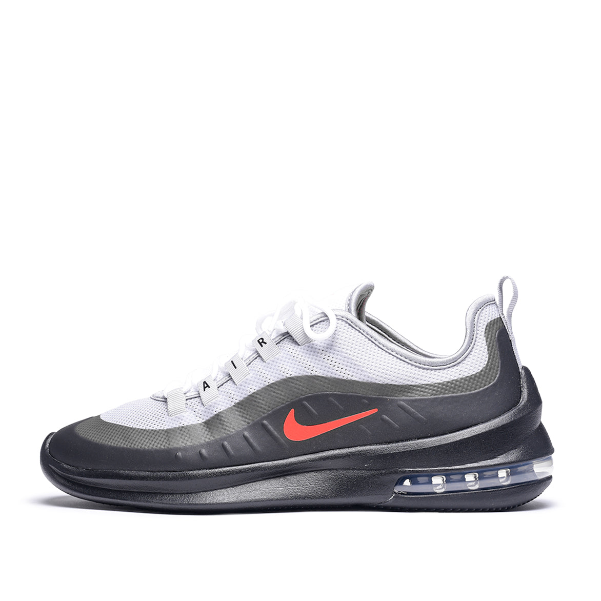 AIR MAX AXIS - WOLF GREY / TOTAL CRIMSON / BLACK