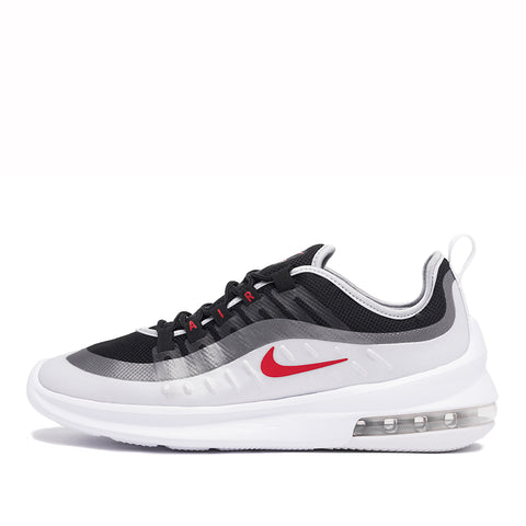 AIR MAX AXIS - BLACK / SPORT RED - METALLIC PLATINUM