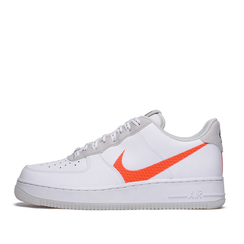 AIR FORCE 1 '07 LV8 - WHITE / TOTAL ORANGE
