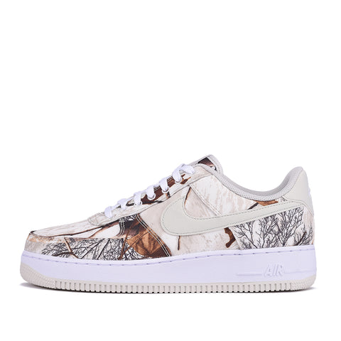 "AIR FORCE 1 `07 LV8 3 ""REALTREE PACK"" - WHITE / LIGHT BONE"