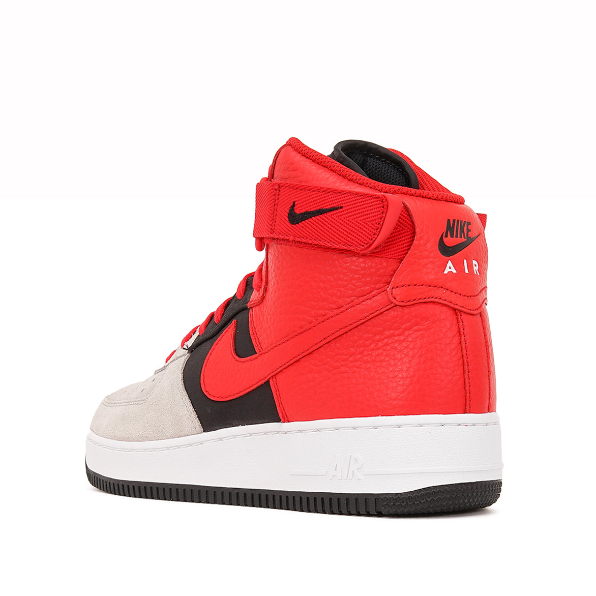 "AIR FORCE 1 HIGH `07 LV8 ""BRED"""