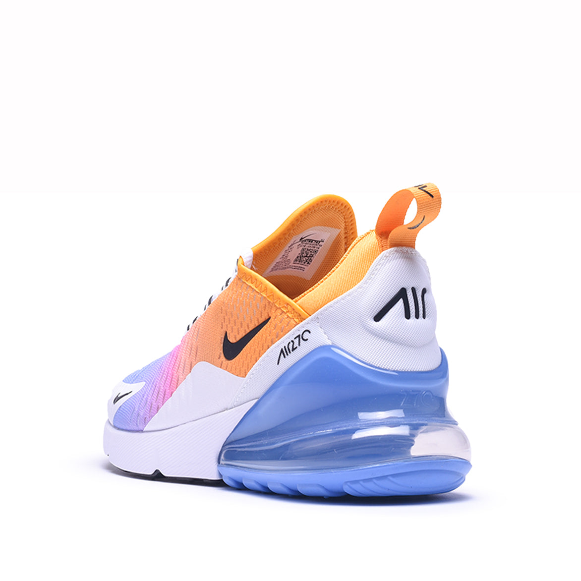 WMNS AIR MAX 270 - UNIVERSITY GOLD  / BLACK