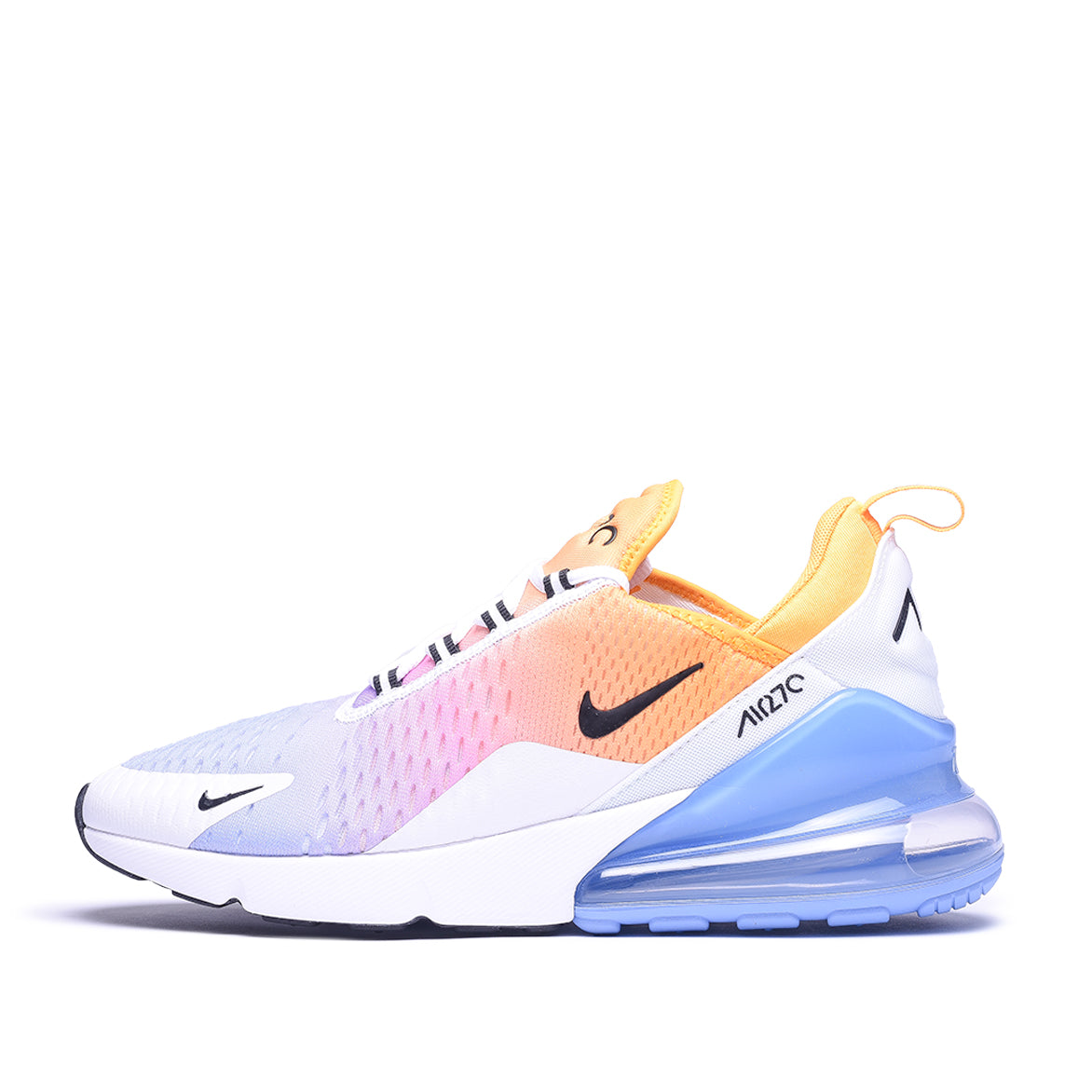 size 40 cabcc 96c9c AIR MAX 270 - UNIVERSITY GOLD / BLACK / PSYCHIC PINK