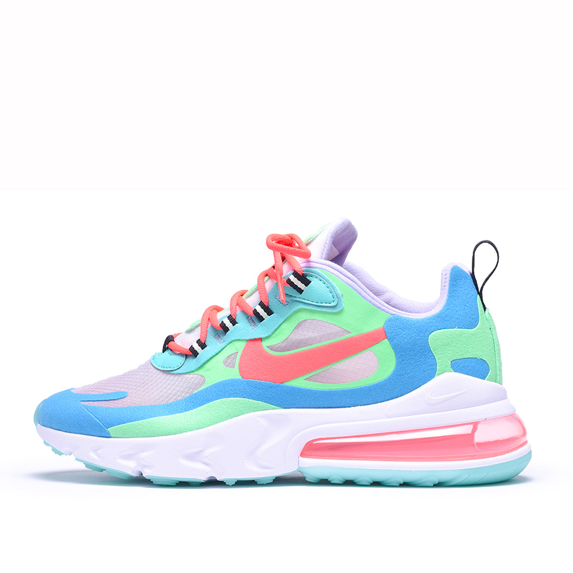 "WMNS AIR MAX 270 REACT ""BLUE LAGOON"""