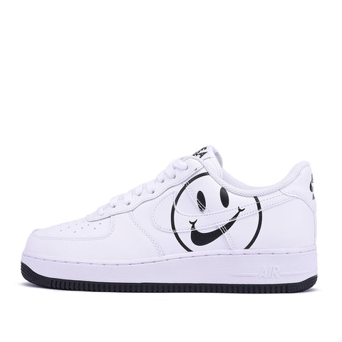 "AIR FORCE 1 07 LV8 ""HAVE A NIKE DAY"" - WHITE / BLACK"