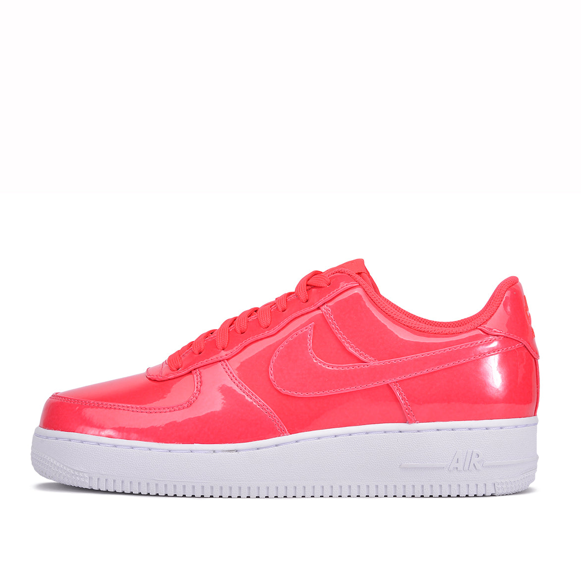 finest selection 7e7bd 0cf3c AIR FORCE 1 `07 LV8 UV - SIREN RED  City Blue