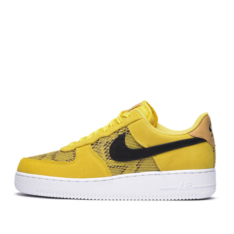 "AIR FORCE 1 `07 PRM ""YELLOW SNAKESKIN"""