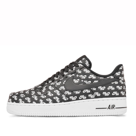 "AIR FORCE 1 LOW ""ALL OVER LOGO"" PACK - BLACK"