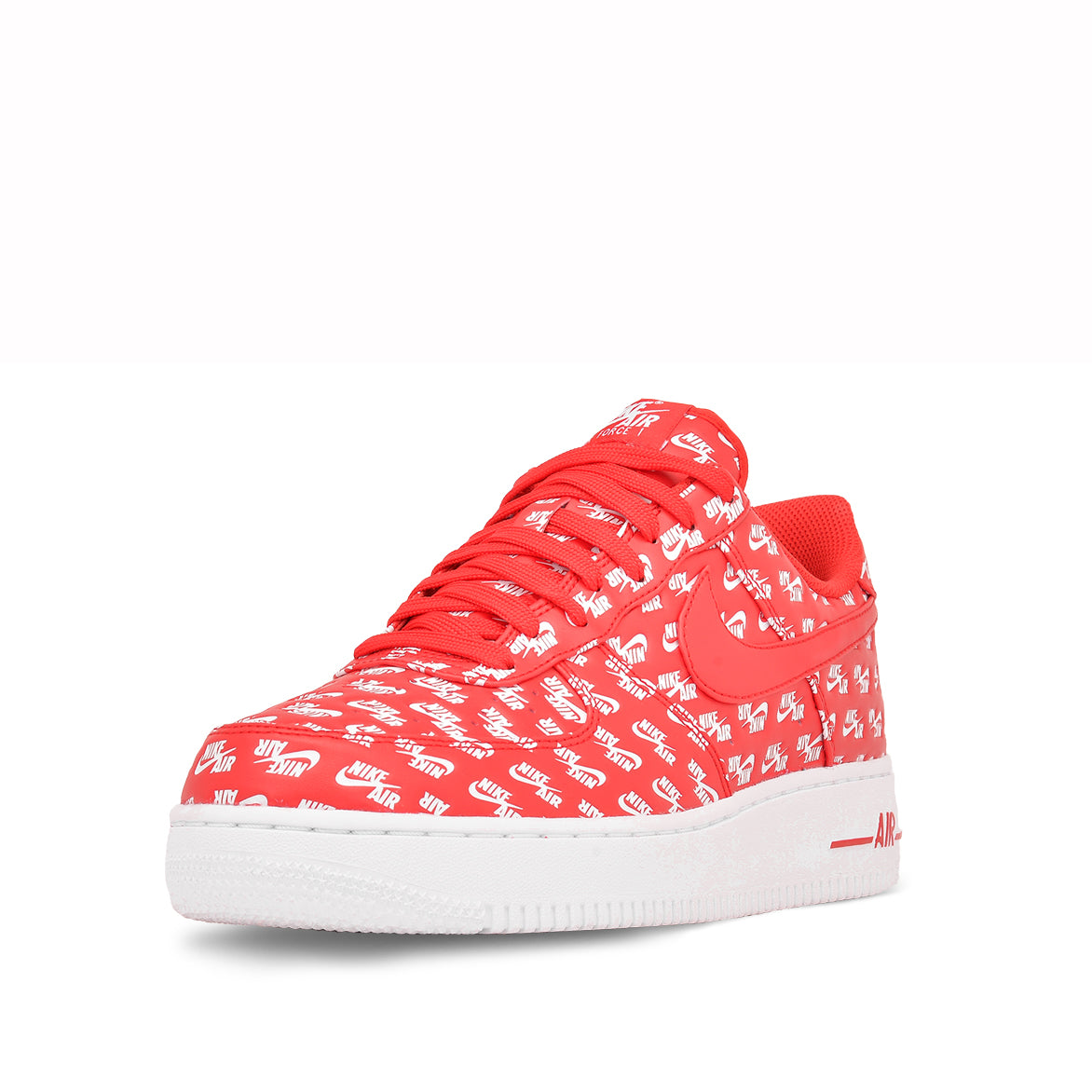 "AIR FORCE 1 LOW ""ALL OVER LOGO"" PACK - UNIVERSITY RED"