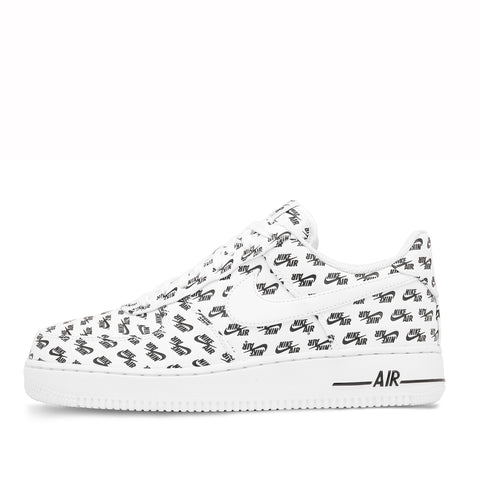 "AIR FORCE 1 LOW ""ALL OVER LOGO"" PACK - WHITE"