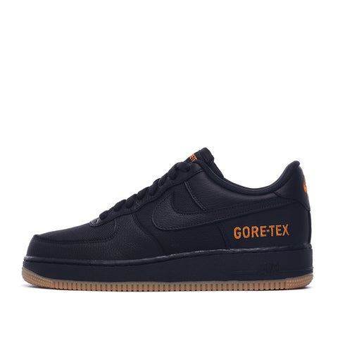 "AIR FORCE 1 ""GORE-TEX"" - BLACK / LIGHT CARBON"