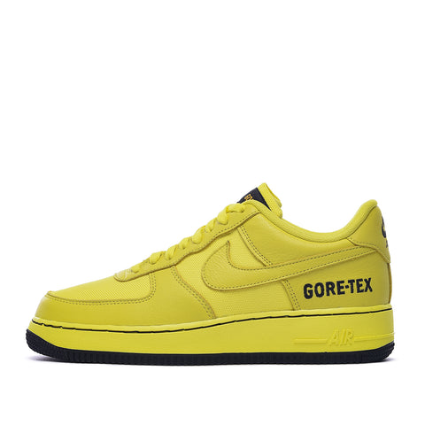 "AIR FORCE 1 ""GORE-TEX"" - DYNAMIC YELLOW / BLACK"