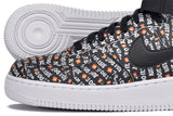 "AIR FORCE 1 HIGH `07 LV8 ""JUST DO IT"" - BLACK"
