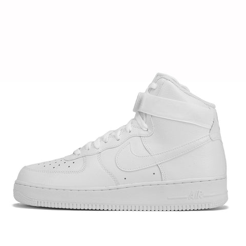 AIR FORCE 1 HIGH - WHITE / WHITE