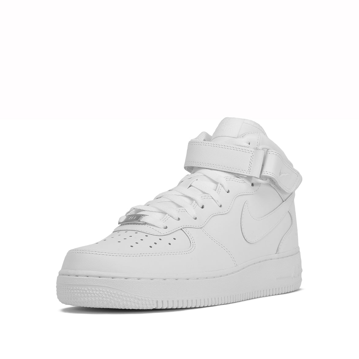 AIR FORCE 1 MID - WHITE / WHITE
