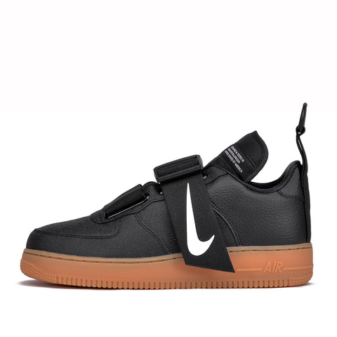 AIR FORCE 1 UTILITY - BLACK / GUM