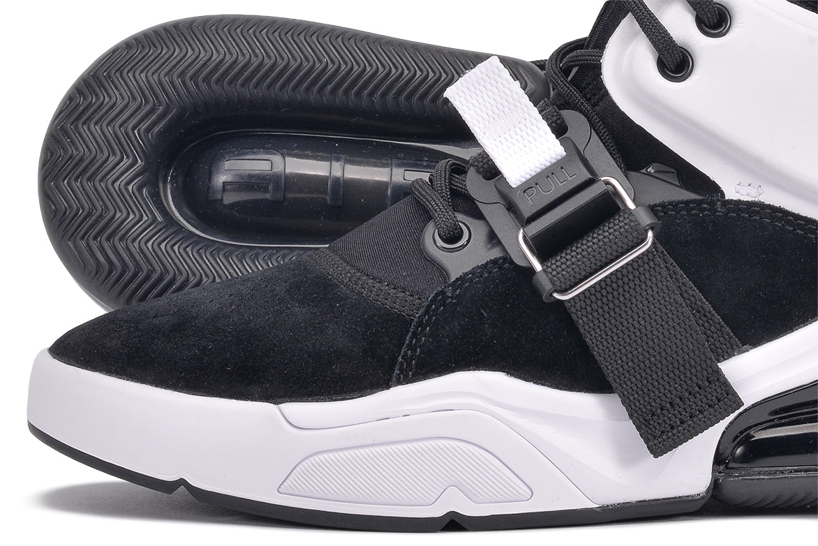 AIR FORCE 270 - BLACK / WHITE