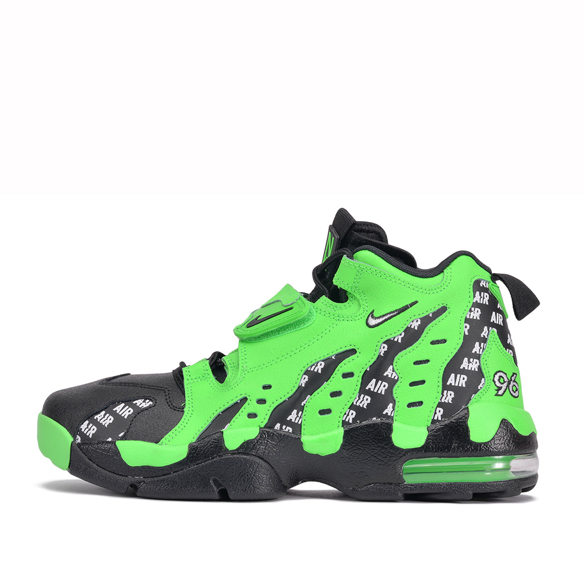 finest selection b4fc2 69e26 AIR DT MAX `96 SOA - RAGE GREEN   City Blue