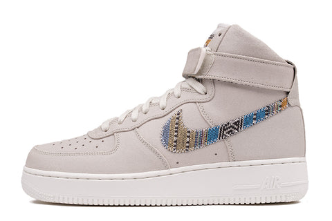 "AIR FORCE 1 HIGH `07 LV8 ""AFROPUNK PACK"" - LIGHT BONE / MULTI"