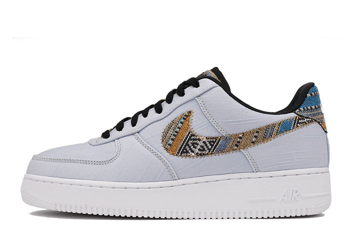 AIR FORCE 1 '07 LV8 - LIGHT ARMORY BLUE / MULTI ...